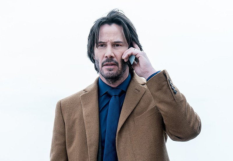 CS Interview: Keanu Reeves On Siberia, Plus an Exclusive Clip!
