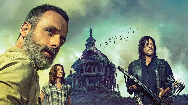 The Walking Dead Season 9 Poster & SDCC Panel Details Revealed