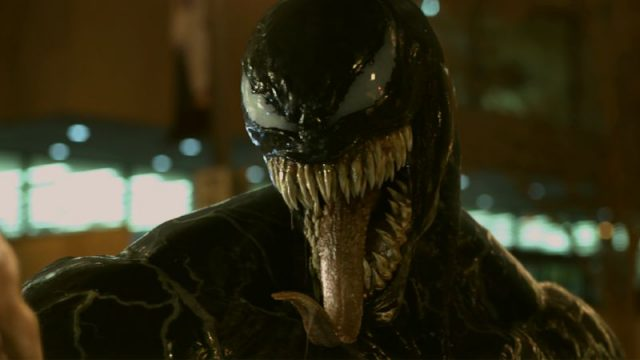 Sony's Venom Gets a Release Date in China