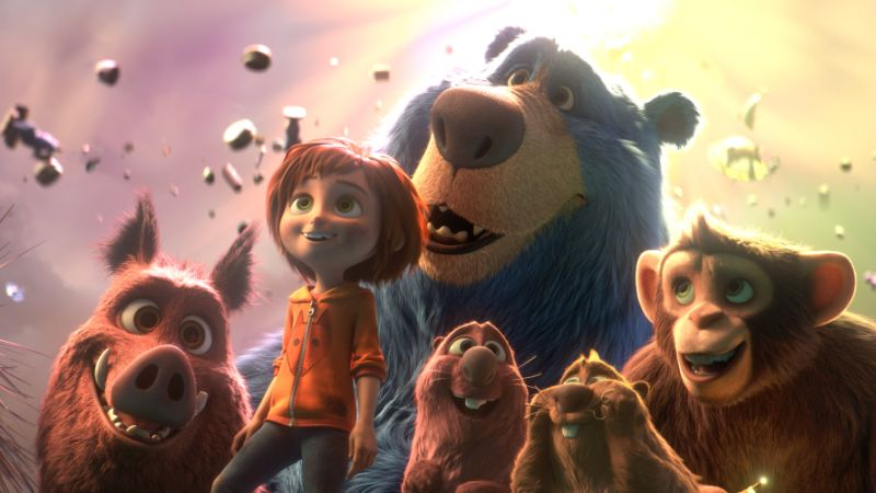 The Wonder Park Trailer Comes Alive