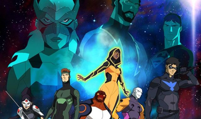 Young Justice: Outsiders Sets Premiere Date in New Teaser