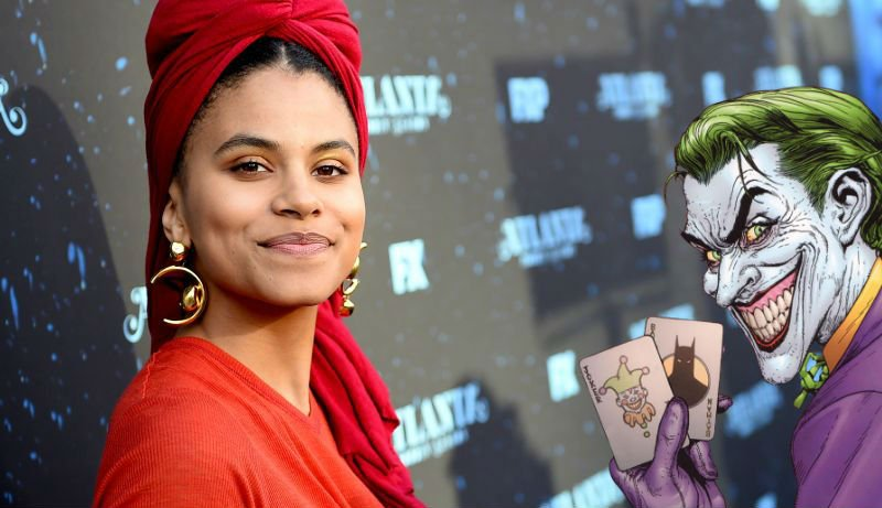Zazie Beetz in Talks to Join Joaquin Phoenix in Joker