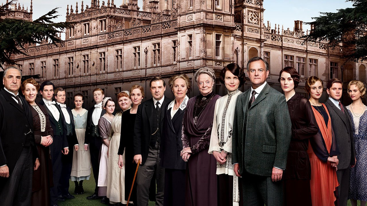 Downton Abbey Movie Officially Commences Production