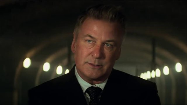 Alec Baldwin is Thomas Wayne in the Joker Movie