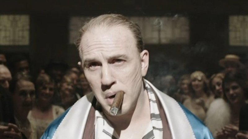 Tom Hardy is Al Capone in New Photo from Fonzo!