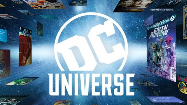 DC Universe Streaming Service Sets Launch Date