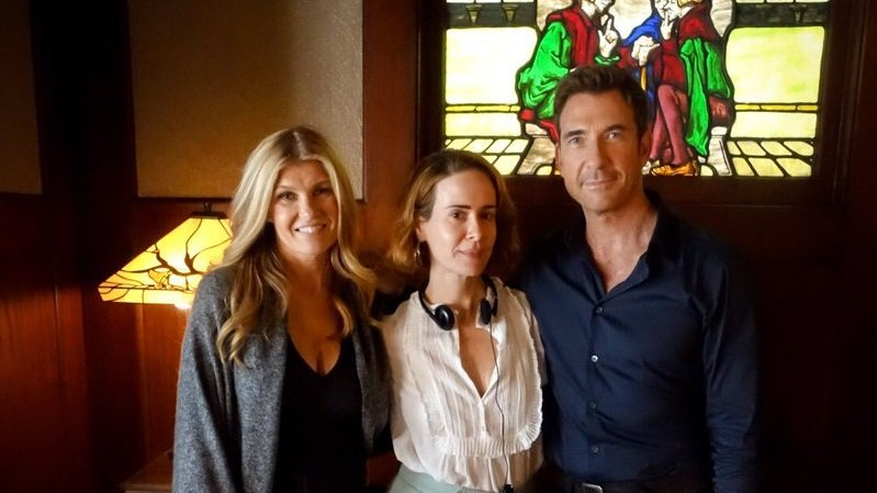 AHS: Apocalypse: First Photo of Connie Britton and Dylan McDermott