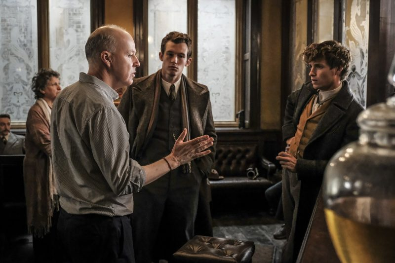 ComingSoon.net Visits the Set of Fantastic Beasts: The Crimes of Grindelwald!