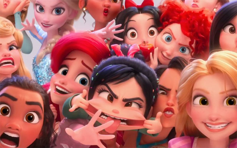Check Out the All-New Ralph Breaks the Internet Sneak Peek