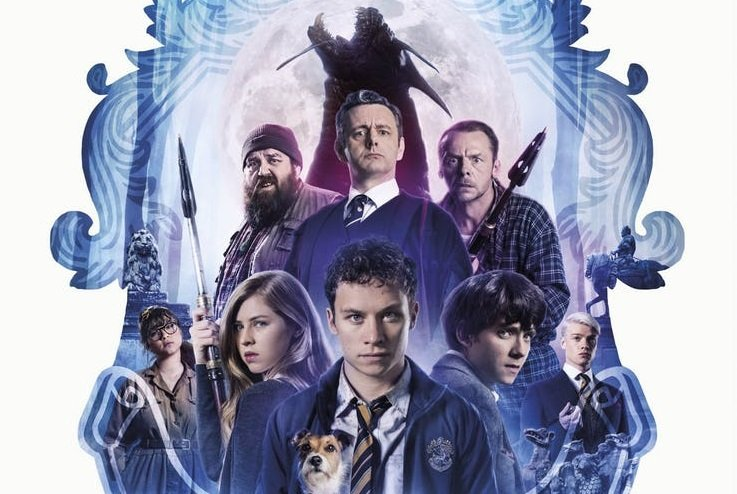 Slaughterhouse Rulez Trailer: Simon Pegg & Nick Frost Star in Horror Comedy
