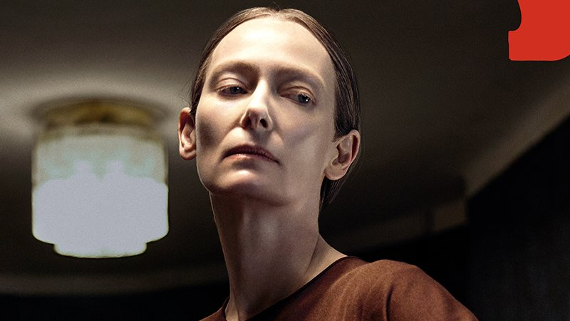 New Suspiria Poster Features Tilda Swinton In Menacing Glory