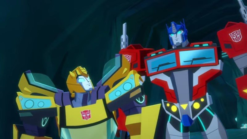 Transformers: Cyberverse Trailers Highlight Retro Character Designs