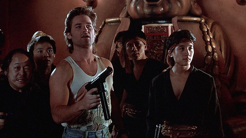 Dwayne Johnson's Big Trouble in Little China Planned As a Continuation