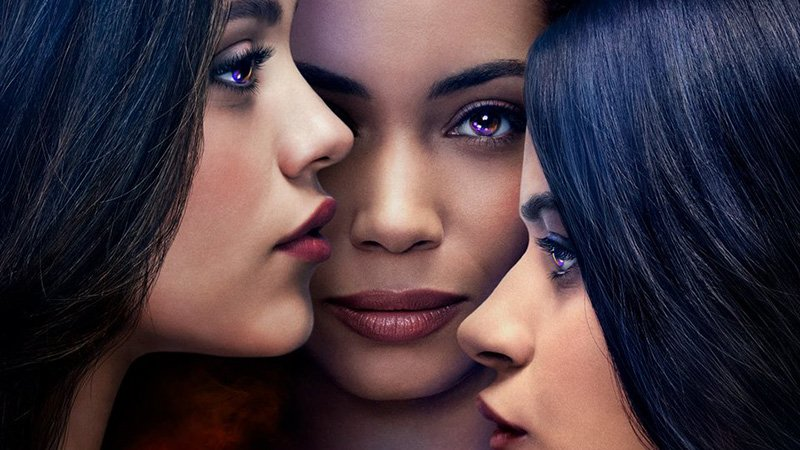 The CW's Charmed Key Art Reveals the Trio is Stronger Together