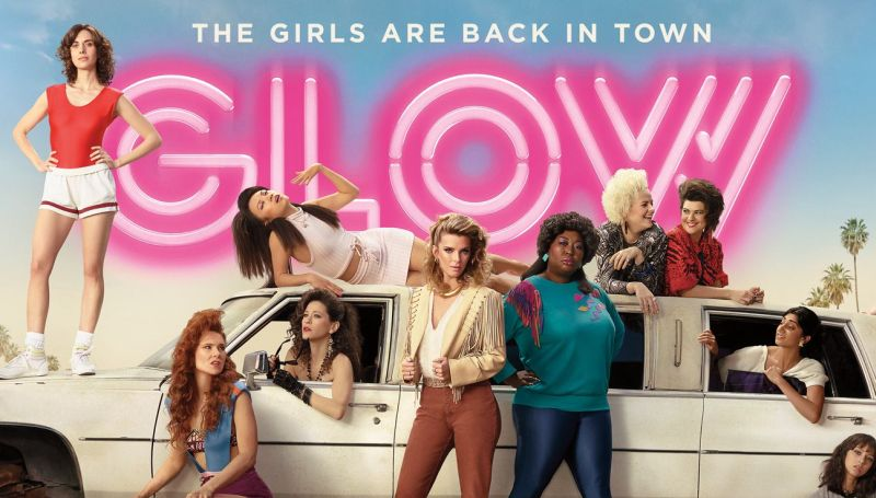 GLOW Renewed for Season 3 at Netflix