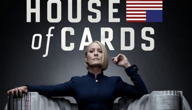 Claire Underwood commands the White House in new House of Cards trailer