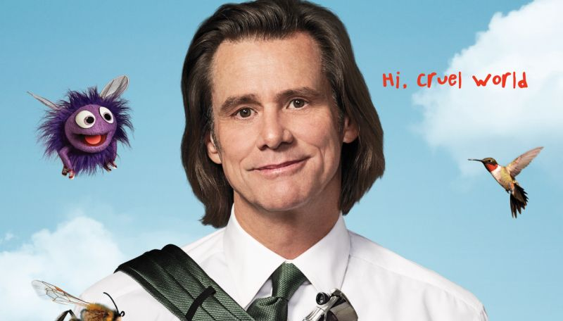 Jim Carrey's Comedy Series 'Kidding' Debuts Trailer & Posters