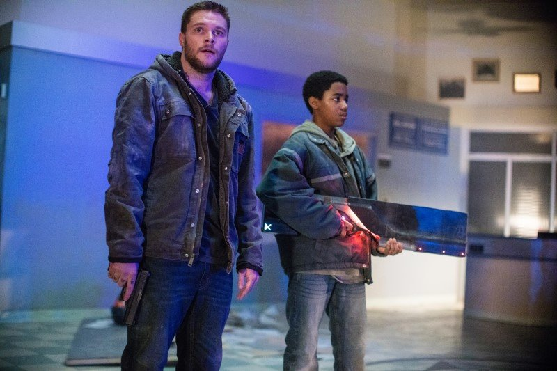 New Kin Clip Highlights Bond Between Boy and Space Gun