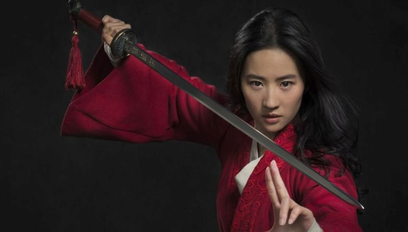 First Look At Liu Yifei In Disney's Mulan