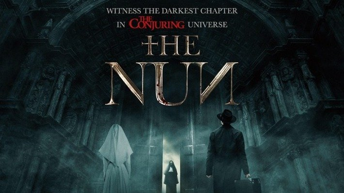 The Nun Embraces Its Exorcist Roots in New Poster