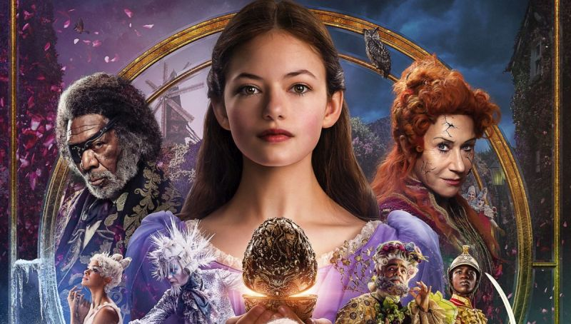 Help Save the Realms!: New The Nutcracker and the Four Realms Trailer