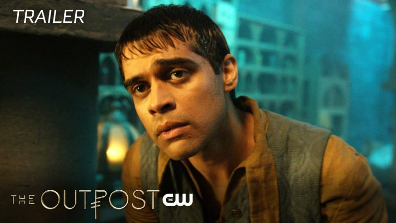 The Outpost Season Finale Trailer Goes Beyond the Wall