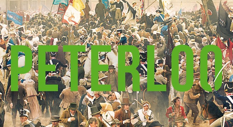 Peterloo Official Poster and New Clip Released
