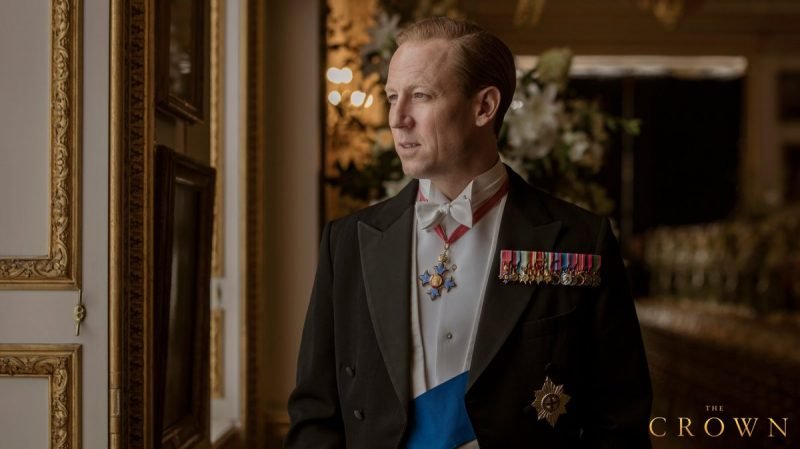 The Crown: First Look at Tobias Menzies as Prince Philip
