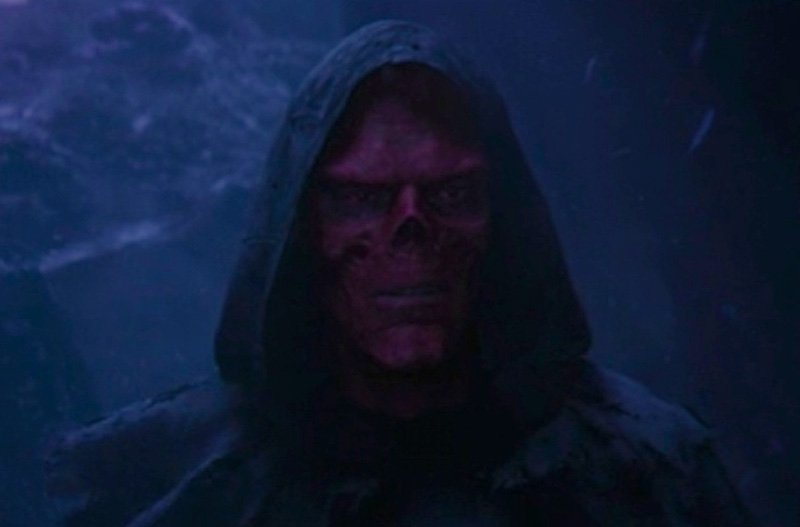More Red Skull in the MCU After Infinity War Teased