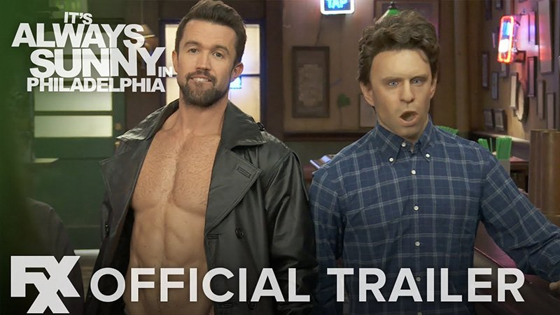 It's Always Sunny In Philadelphia Season 13 Trailer Released!