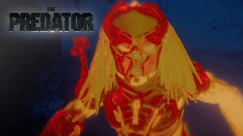 New The Predator TV Spot Reveals Ultimate Upgrade