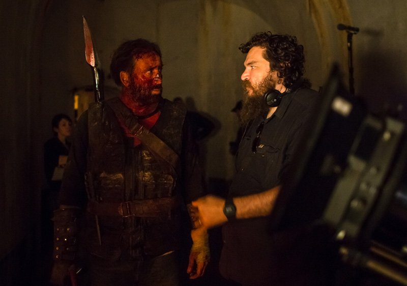 CS Interview: Director Panos Cosmatos On Critically Acclaimed Film Mandy