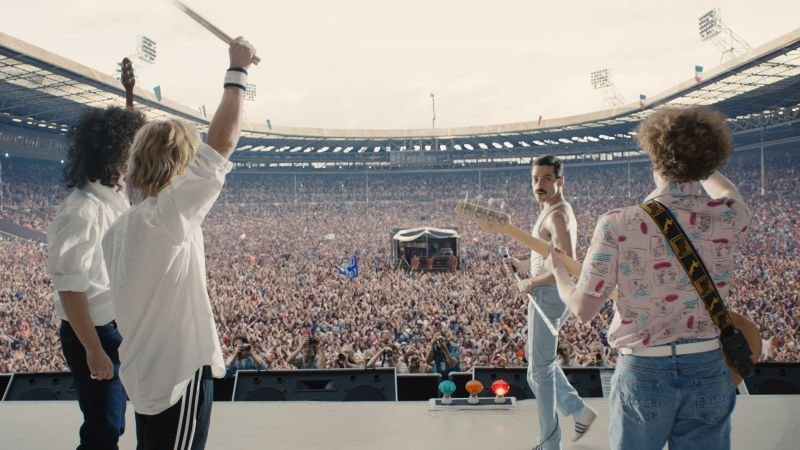 Bohemian Rhapsody: Queen Biopic To Premiere At Wembley Arena