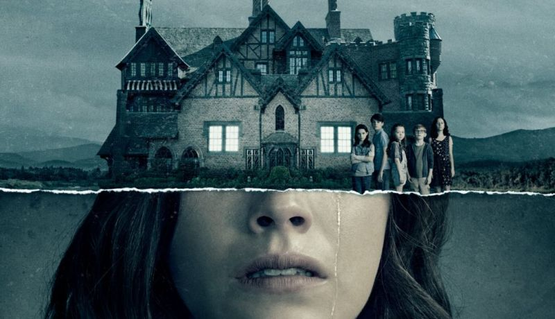 'Haunting of Hill House' Trailer: Carla Gugino, Michiel Huisman