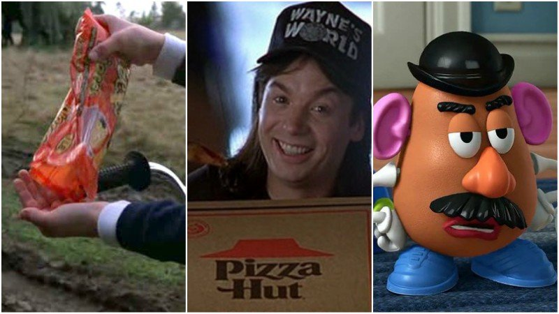 10 Movies With Excessive Product Placement