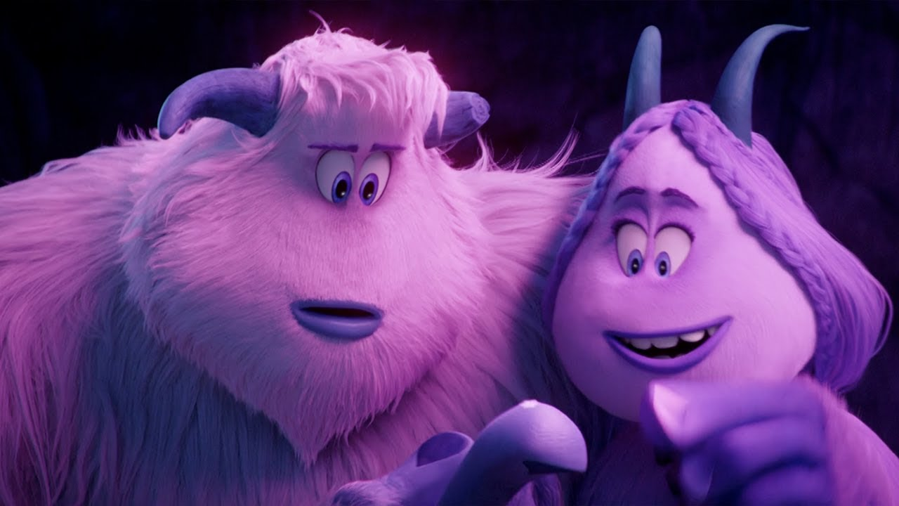 Smallfoot: Niall Horan and Zendaya