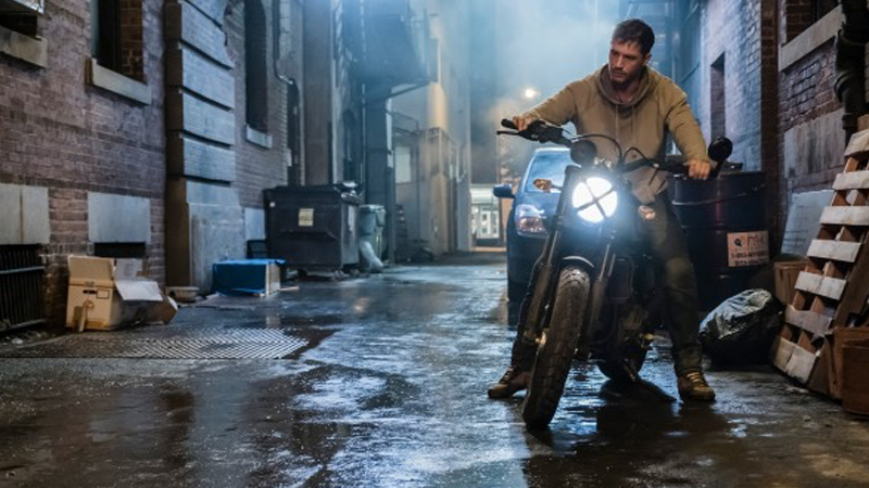 Check Out 16 New Photos From Venom