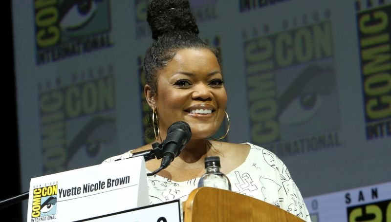 Yvette Nicole Brown Joins Disney's Lady and the Tramp Remake