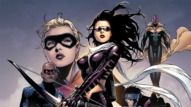ABC Orders Marvel Female Superhero Project From 'Wonder Woman' Screenwriter Allan Heinberg!