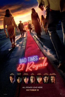 Fantastic Fest 2018 - Bad Times At The El Royale Review