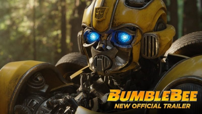 New Bumblebee Trailer Packed with OG Transformers