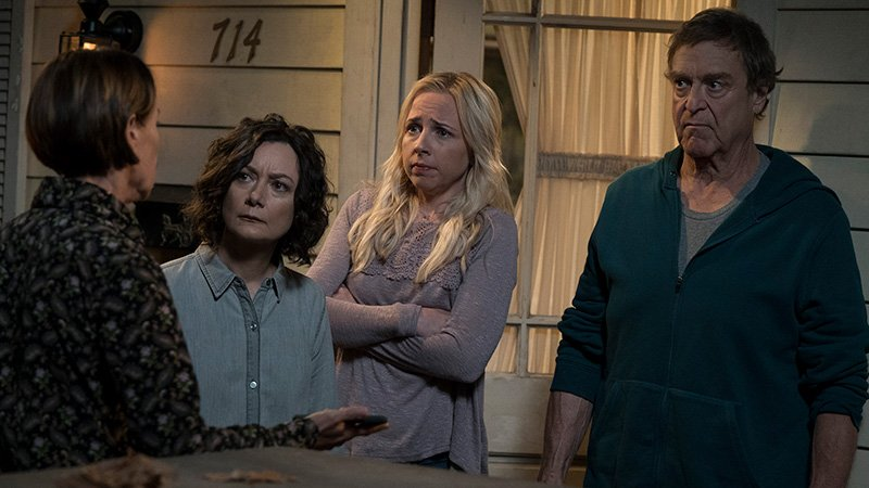 Roseanne Spinoff The Conners Premiere Photos Released