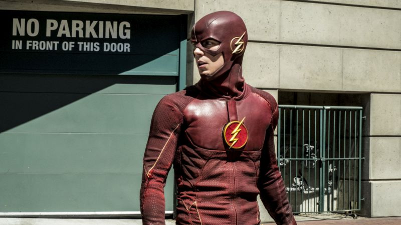 The Flash Season 5 Premiere Photos