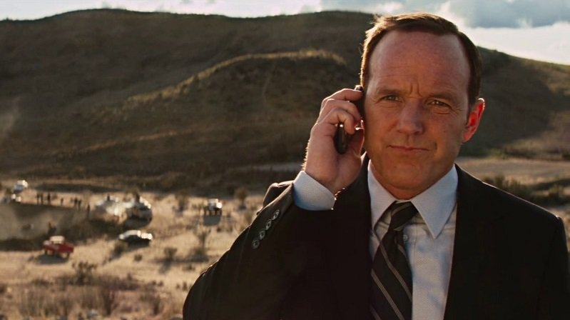 Clark Gregg Discusses His Appearance in Captain Marvel