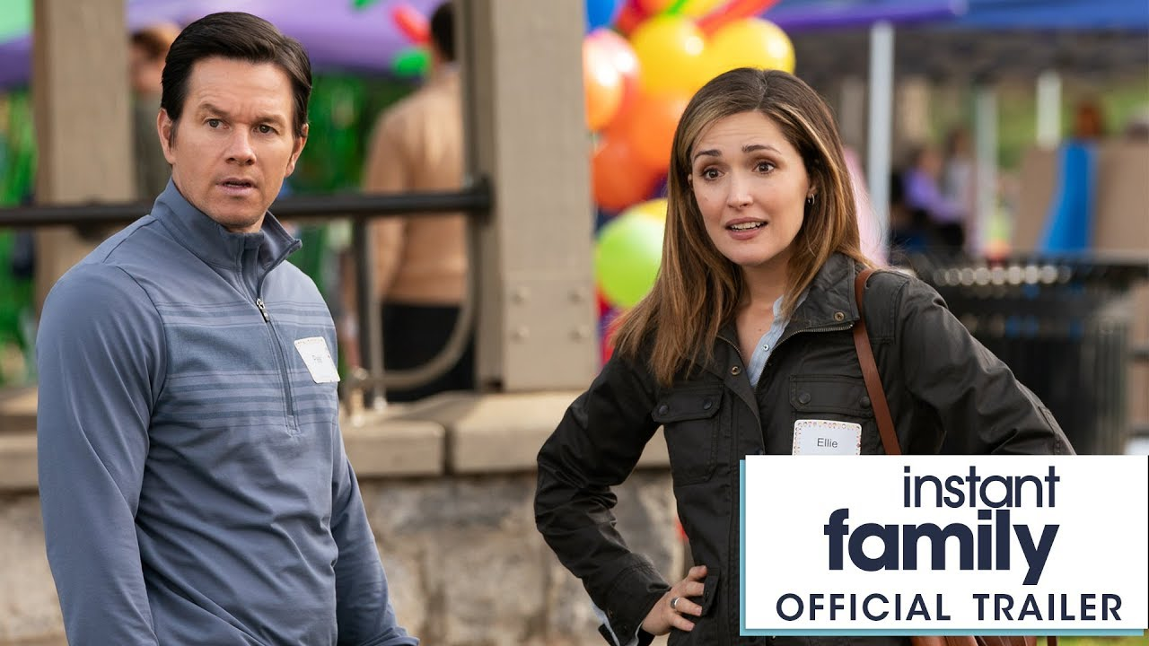 Home is Where the Heart Is in the First Trailer for Instant Family