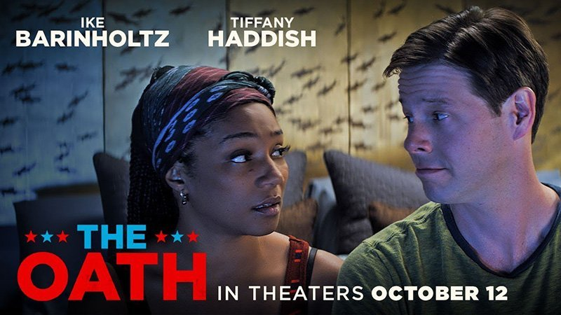 The Oath Trailer: Surviving the Holidays Will Be Murder