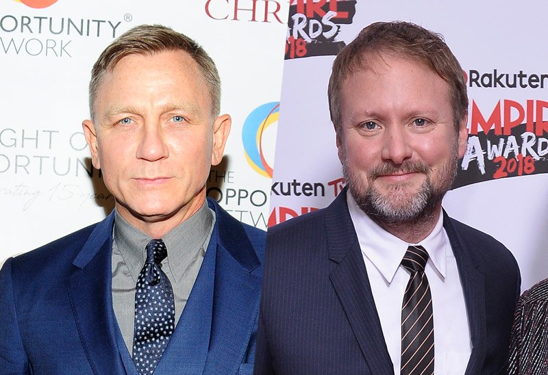 Daniel Craig to Star in Rian Johnson's Knives Out Murder Mystery