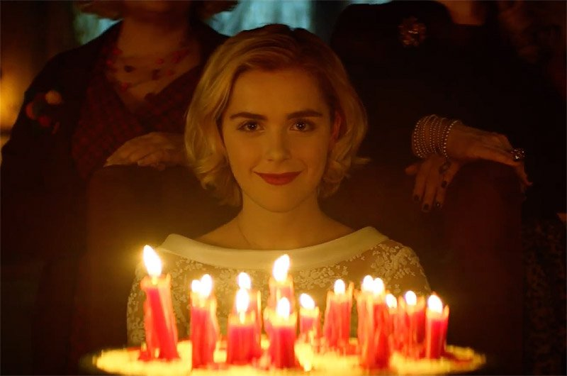 Chilling Adventures of Sabrina trailer plays like a horror movie
