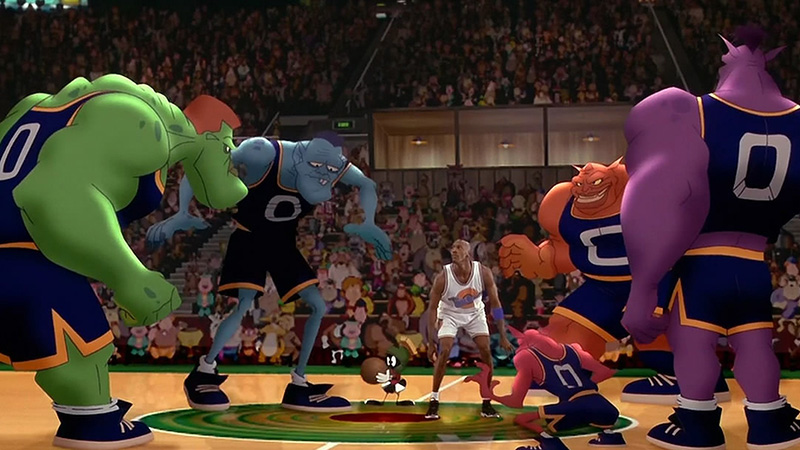 Ryan Coogler to Produce LeBron James Space Jam Sequel