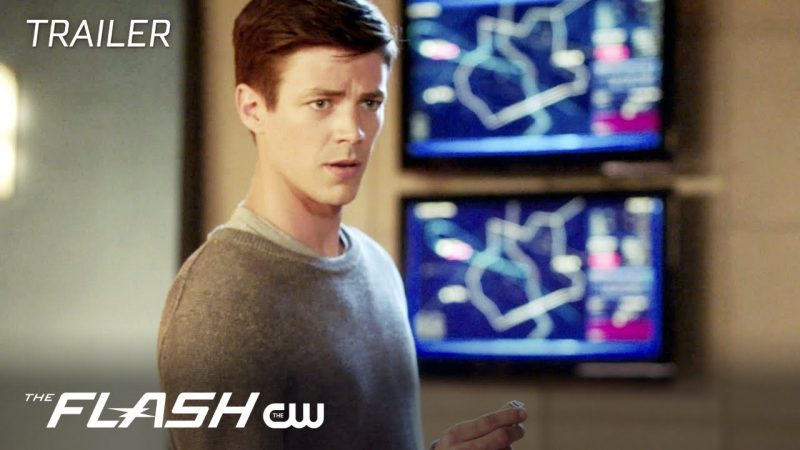 The Flash Season 5 Promo Teases What Lurks in the Shadows